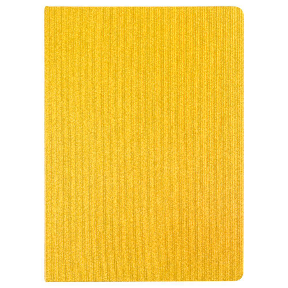 Ежедневник Soul, недатированный, желтый