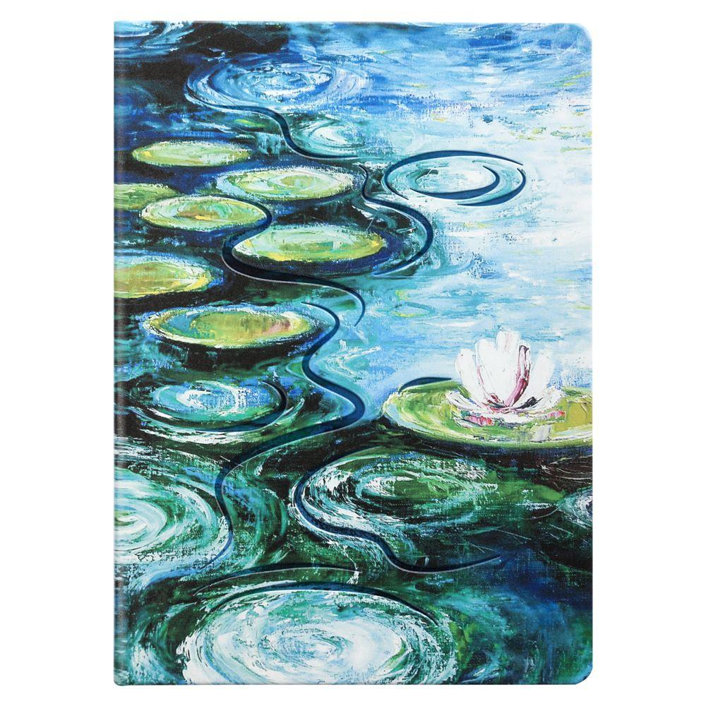 Ежедневник Butterfly Pond, недатированный