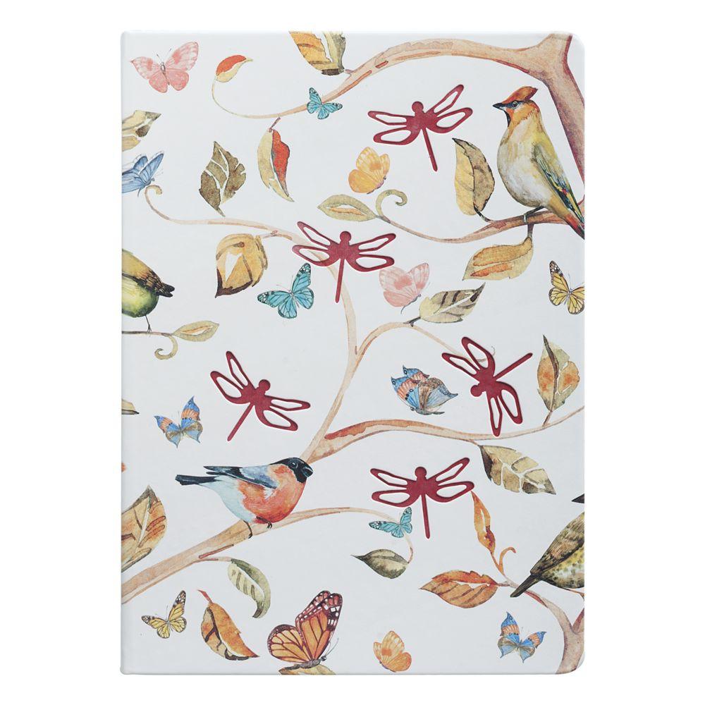 Ежедневник Butterfly Spring, недатированный
