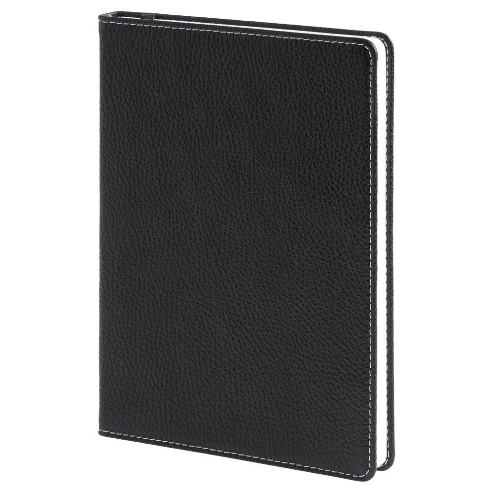Ежедневник Belladonna Book, недатированный, черный