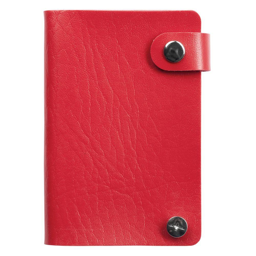 Футляр для карточек Top, красный