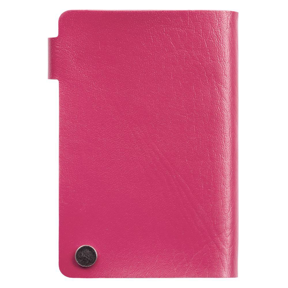 Футляр для карточек Top, розовый (фуксия)