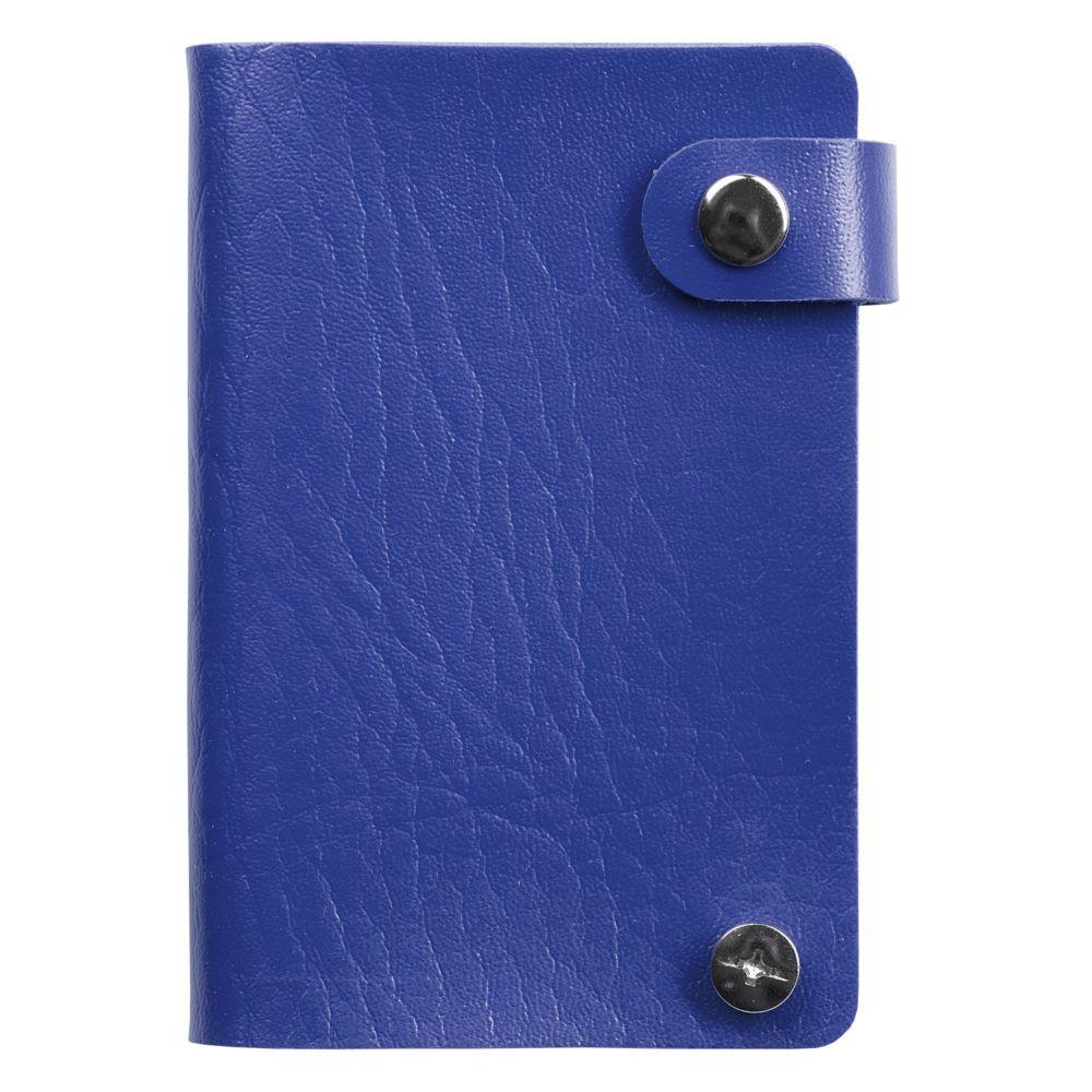 Футляр для карточек Top, синий
