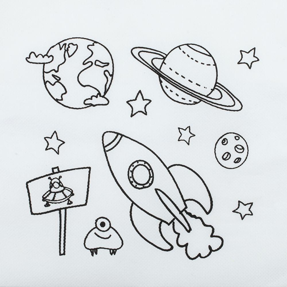 Набор для раскрашивания Space