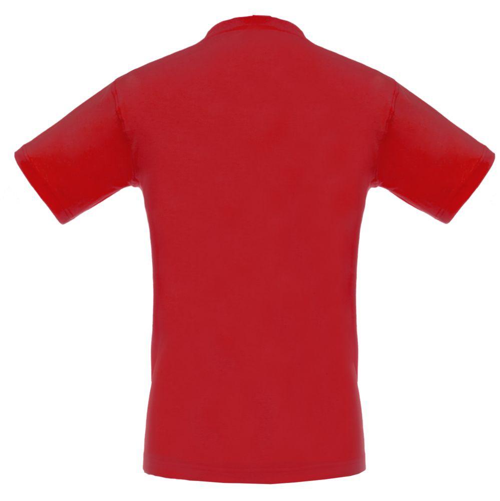 Футболка T-Bolka 160, темно-красная