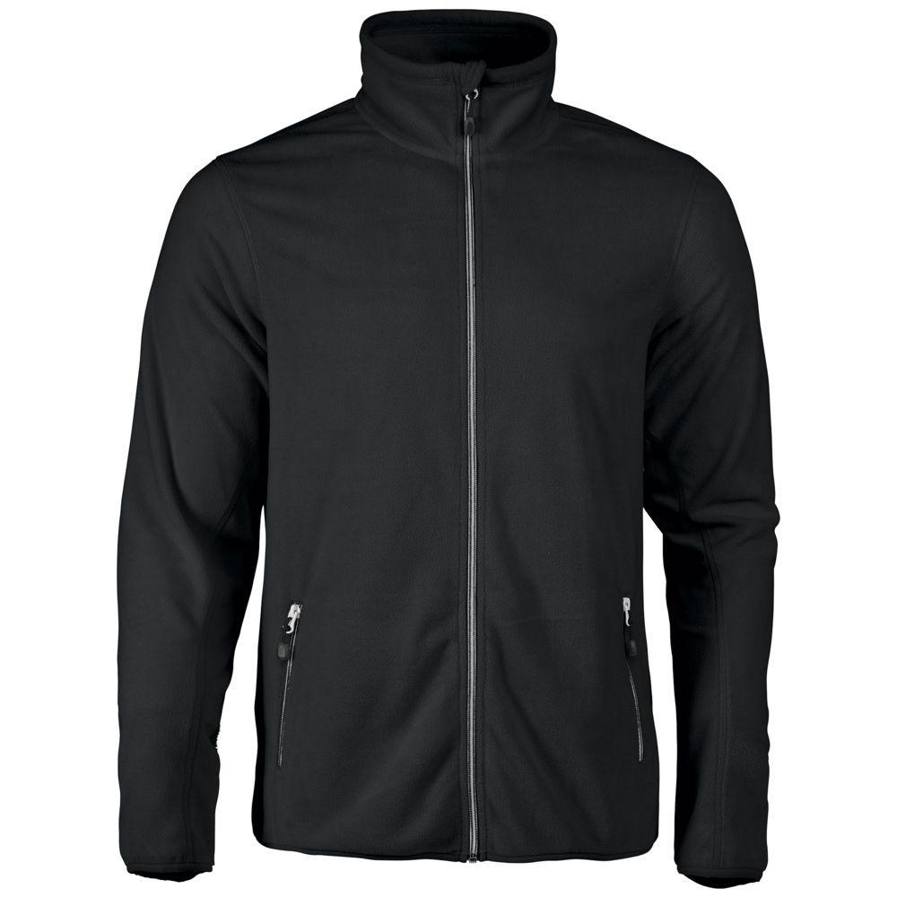 Куртка флисовая мужская TWOHAND черная