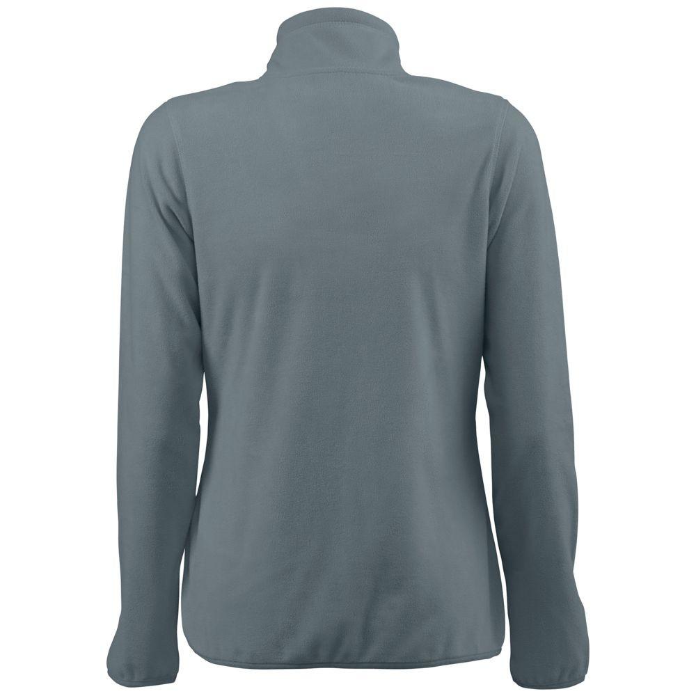Куртка флисовая женская TWOHAND серая