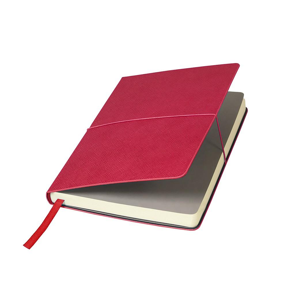 Ежедневник недатированный, Portobello Trend, Summer time, 145х210, 256стр, красный