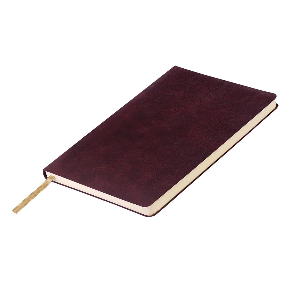 Ежедневник недатированный, Portobello Trend, Vegas City, 145х210, 224 стр, бордовый