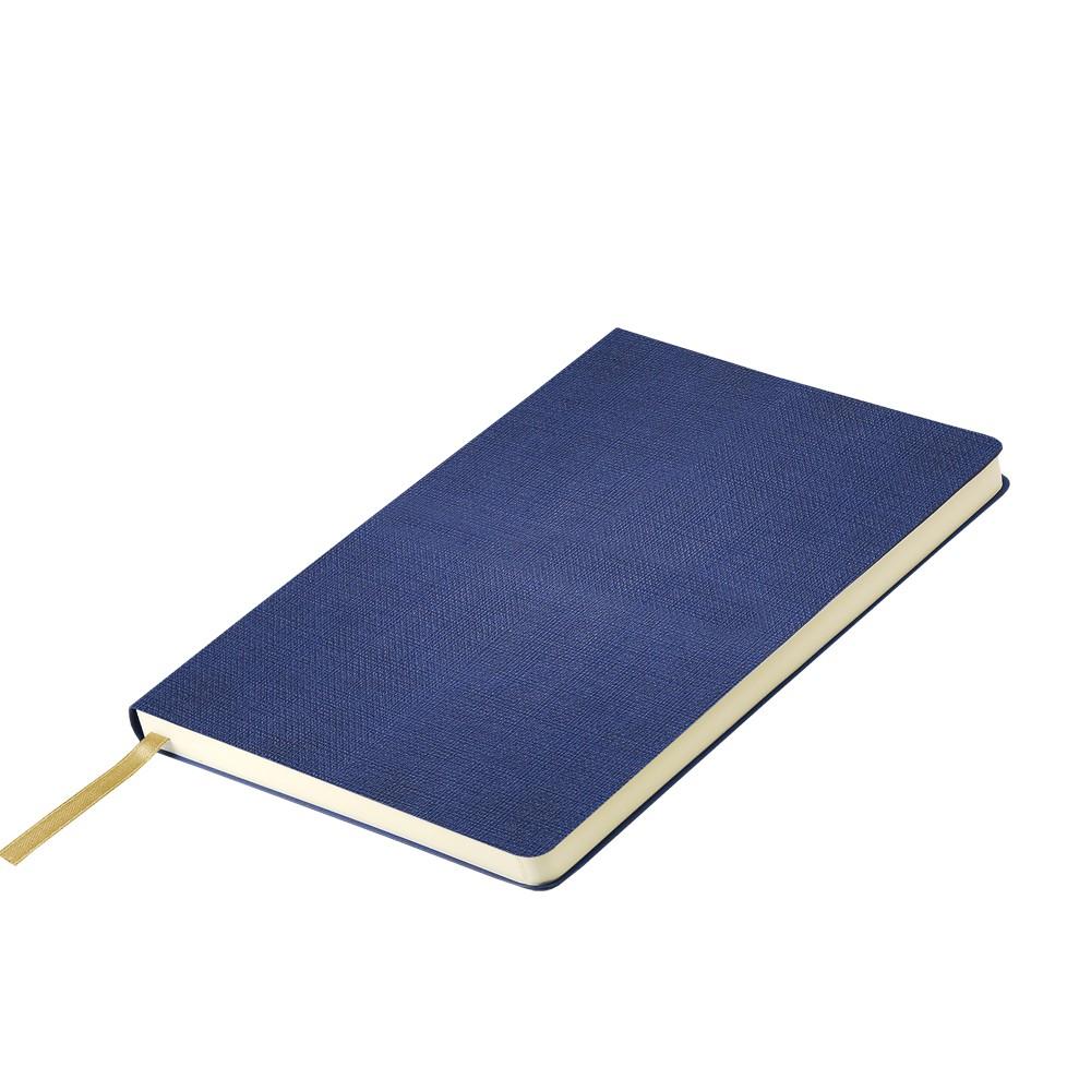 Ежедневник недатированный, Portobello Trend, Flax City, 145х210, 224 стр, синий