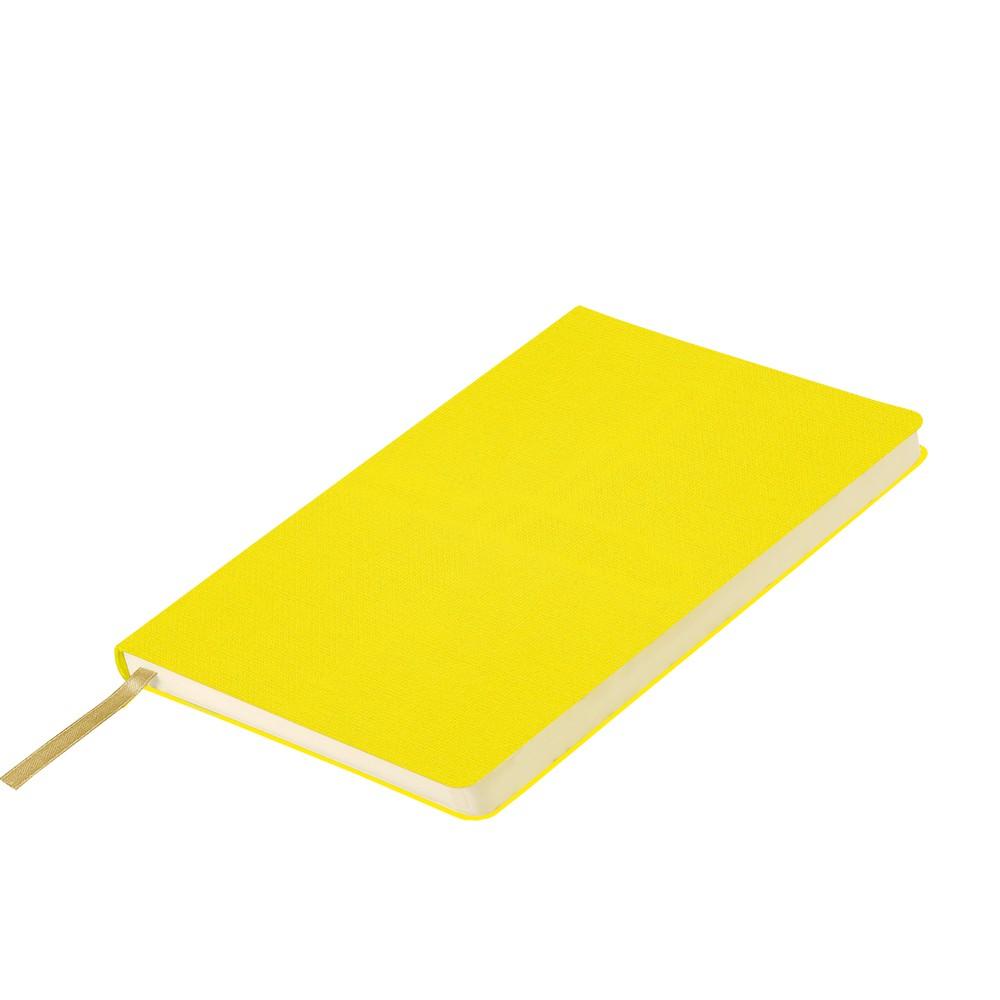 Ежедневник недатированный, Portobello Trend, Flax City, 145х210, 224 стр, желтый