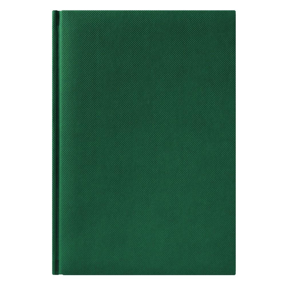 Ежедневник недатированный City Canyon 145х205 мм, зеленый