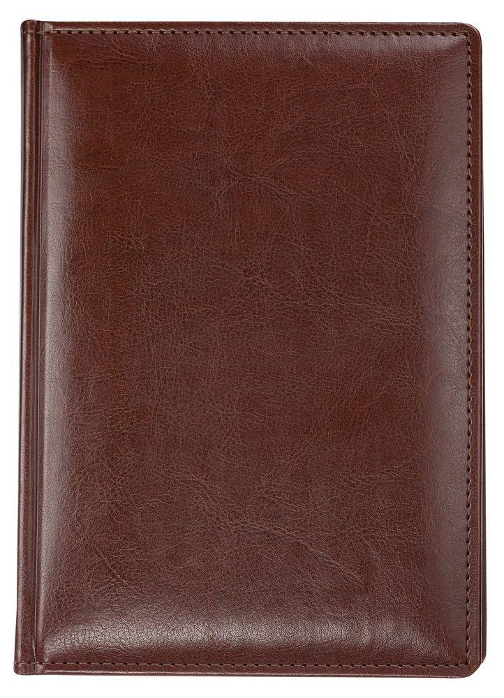 Ежедневник NEBRASKA, недатированный, коричневый