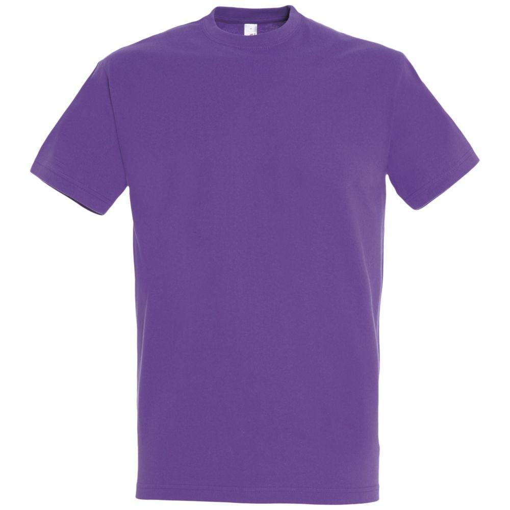 Футболка IMPERIAL 190, фиолетовая