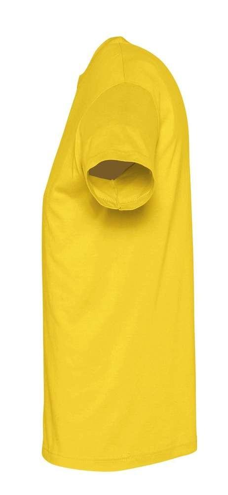 Футболка Regent 150, желтая