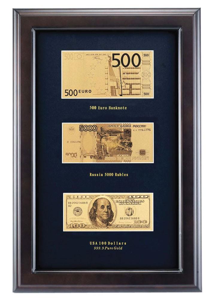 Банковские билеты «Большие деньги»