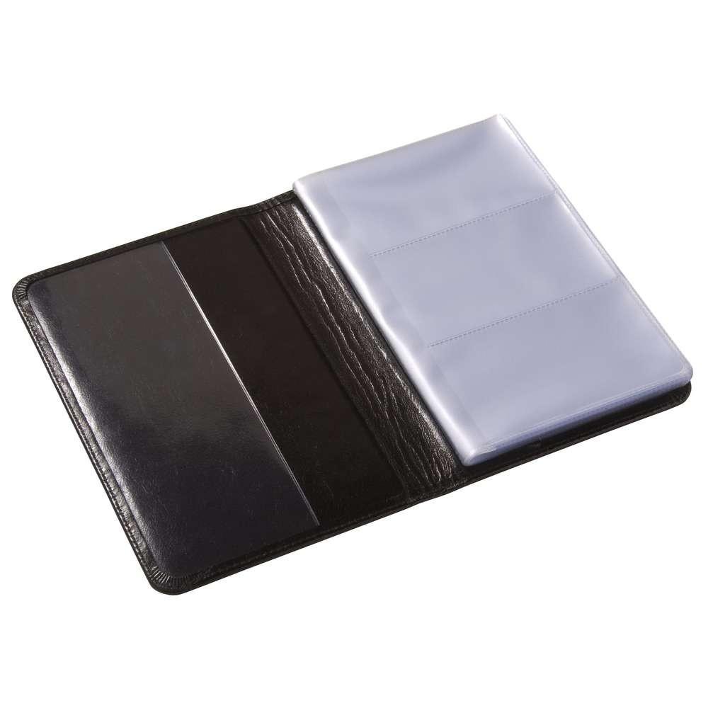 Визитница Businessbook, черная