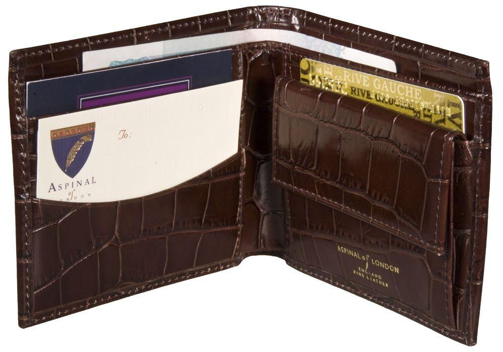 Бумажник Billford Coin, коричневый