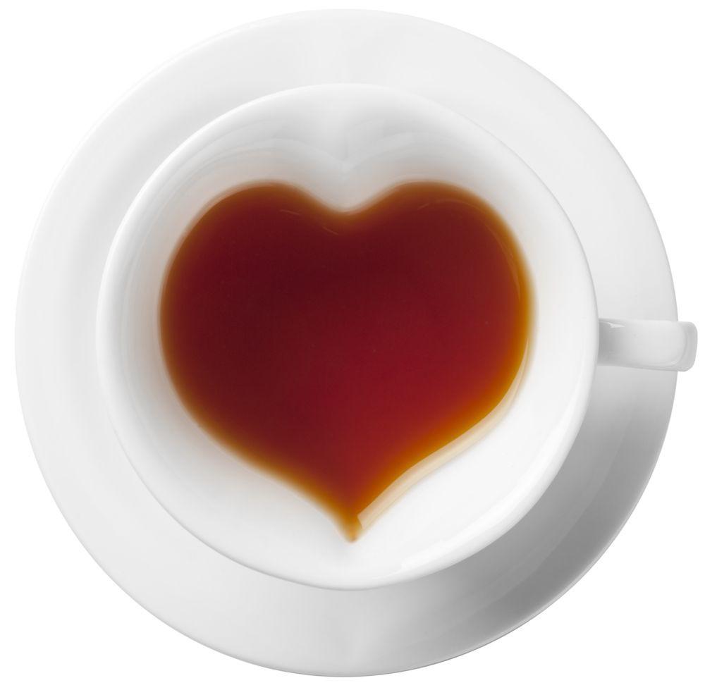 Чайный/кофейный набор «Сердце» на 2 персоны