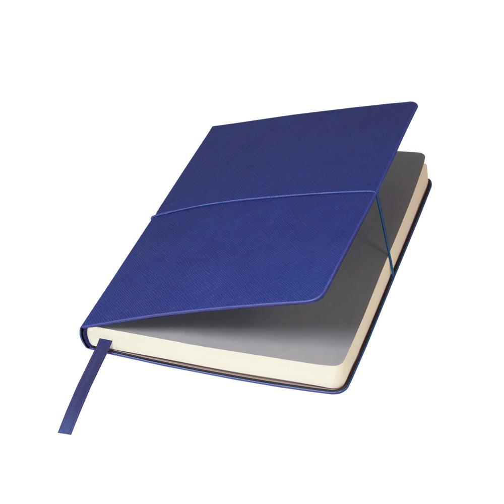 Ежедневник недатированный, Portobello Trend, Summer time, 145х210, 256стр, синий (стикер,б/ленты)