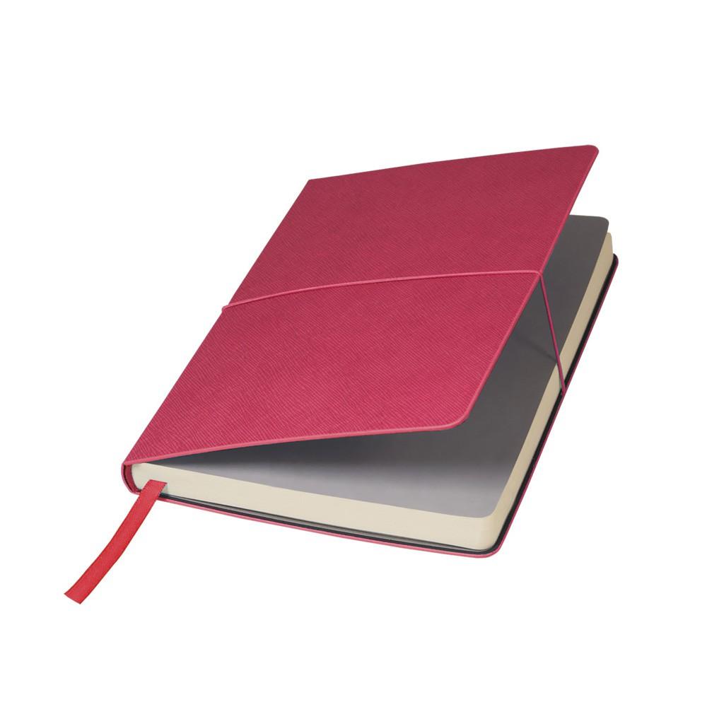 Ежедневник недатированный, Portobello Trend, Summer time, 145х210, 256стр, красный (стикер,б/ленты)