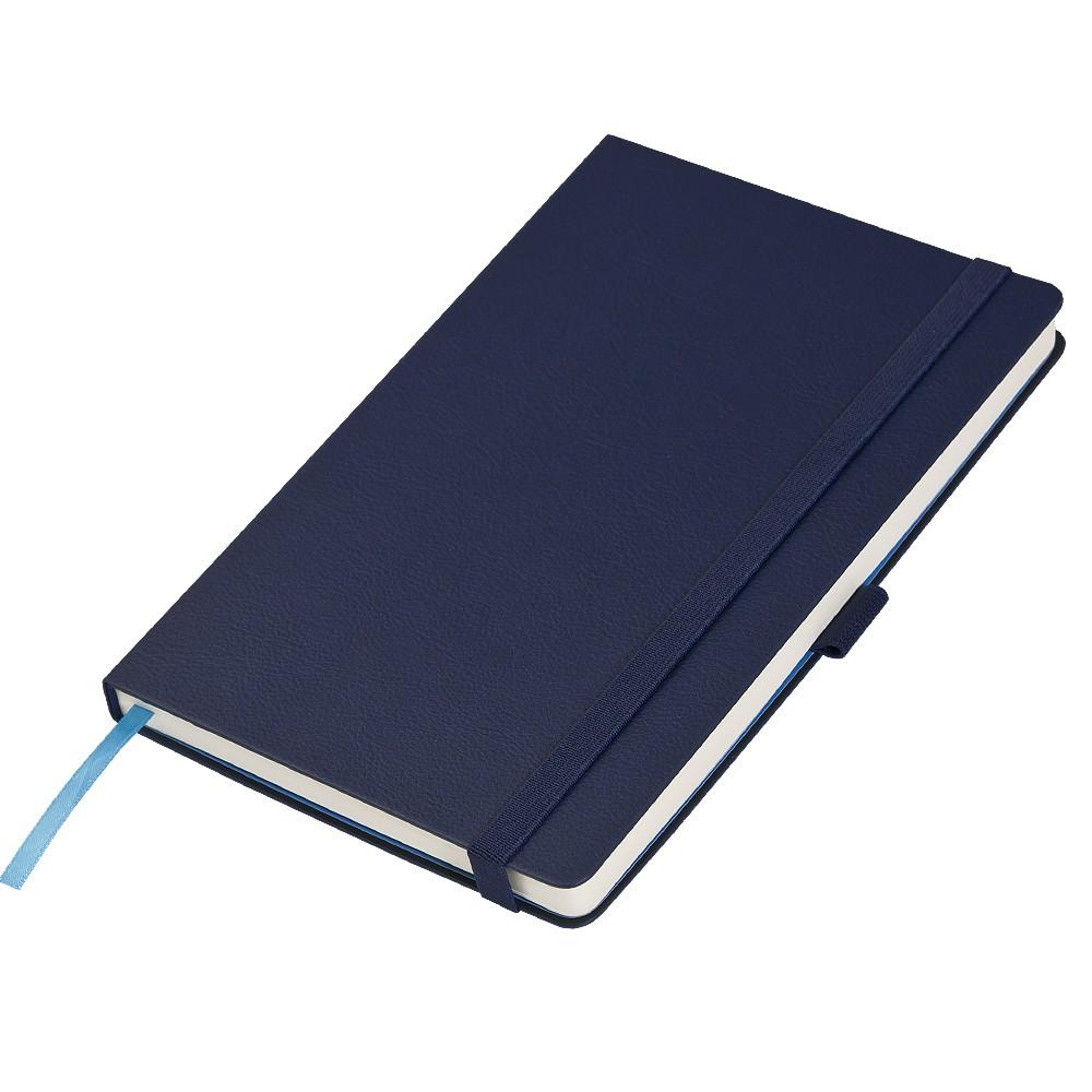 Ежедневник недатированный, Portobello Trend, Chameleon, для лазерной гравировки, 145х210, 256 стр, синий/голубой