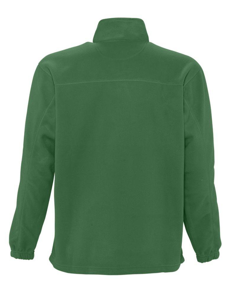 Толстовка из флиса NESS 300, зеленая