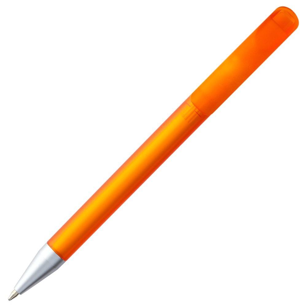 Ручка шариковая Prodir DS3 TFS, оранжевая