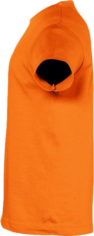 Футболка детская REGENT KIDS 150, оранжевая