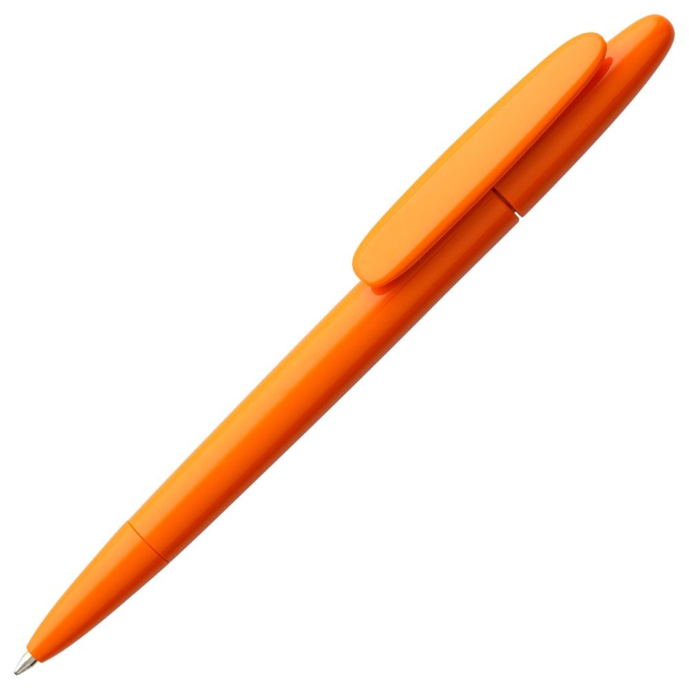 Ручка шариковая Prodir DS5 TPP, оранжевая
