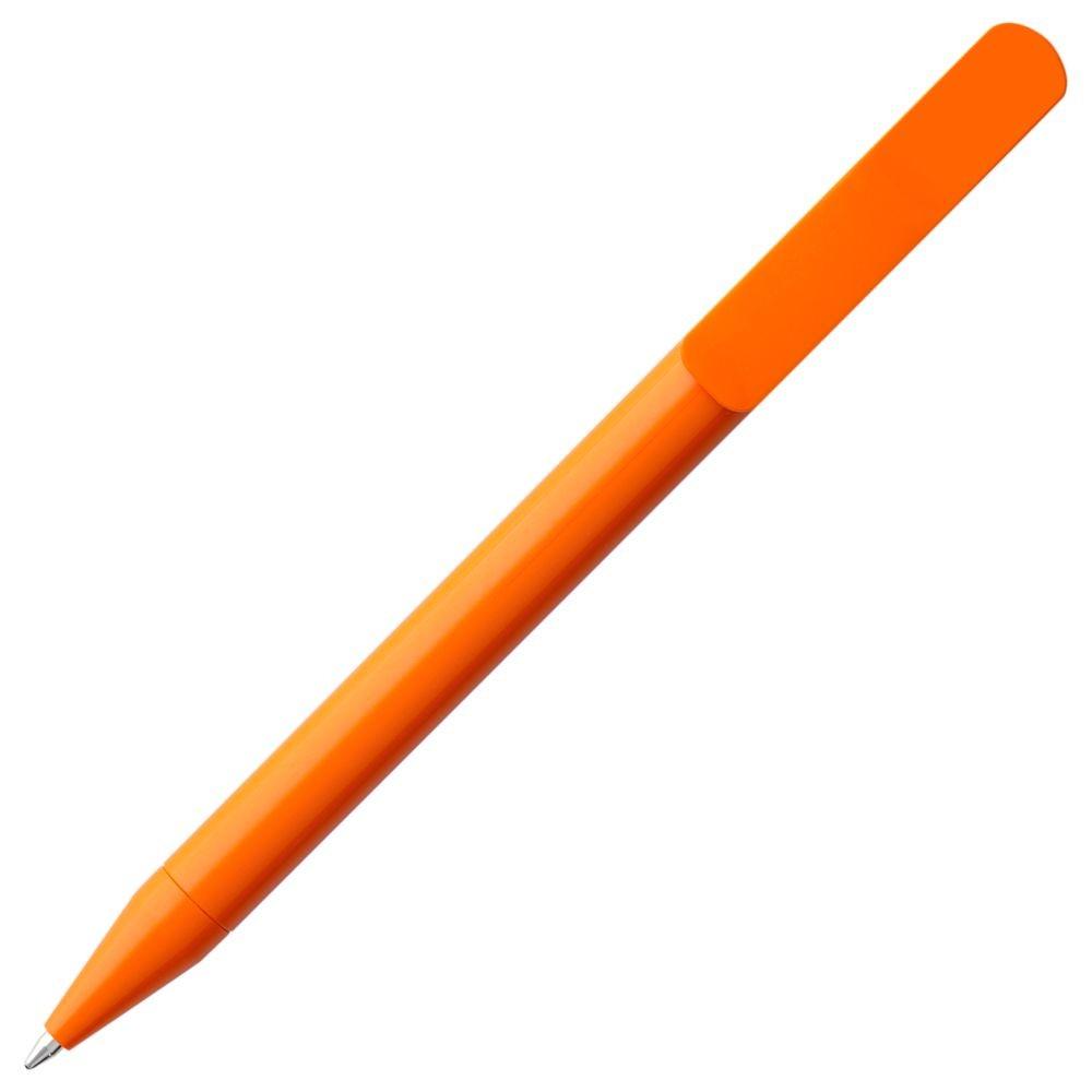 Ручка шариковая Prodir DS3 TPP, оранжевая