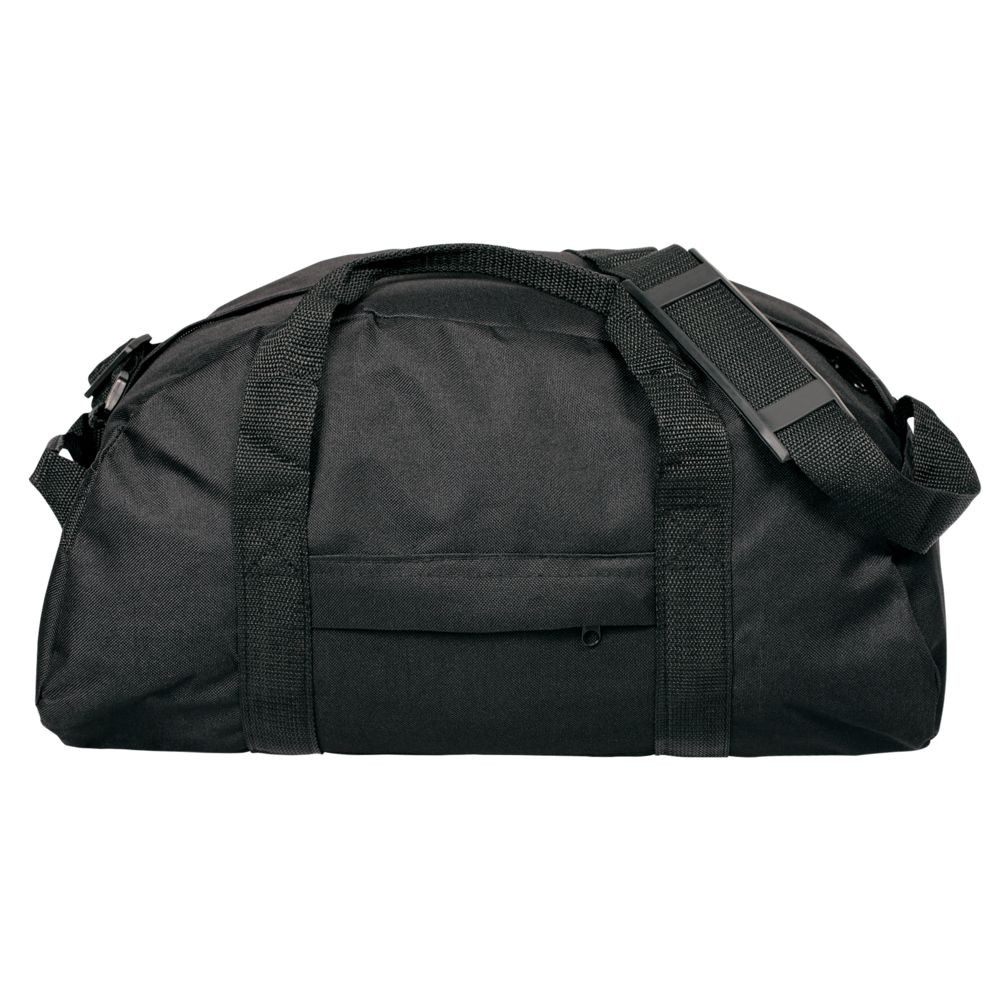 Спортивная сумка, черная