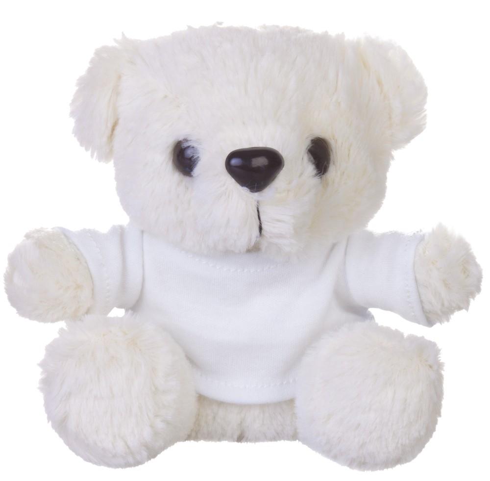 Игрушка «Медвежонок Умка в футболке», белый