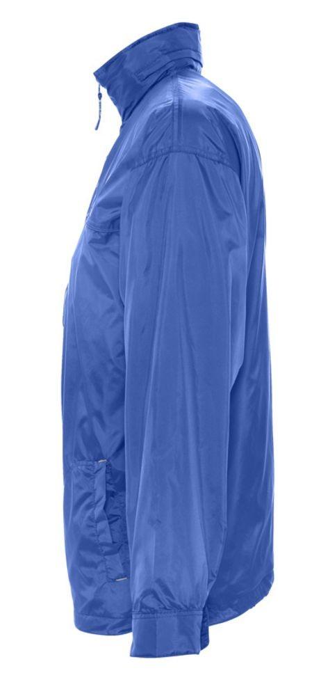Ветровка мужская MISTRAL 210, ярко-синяя (royal)