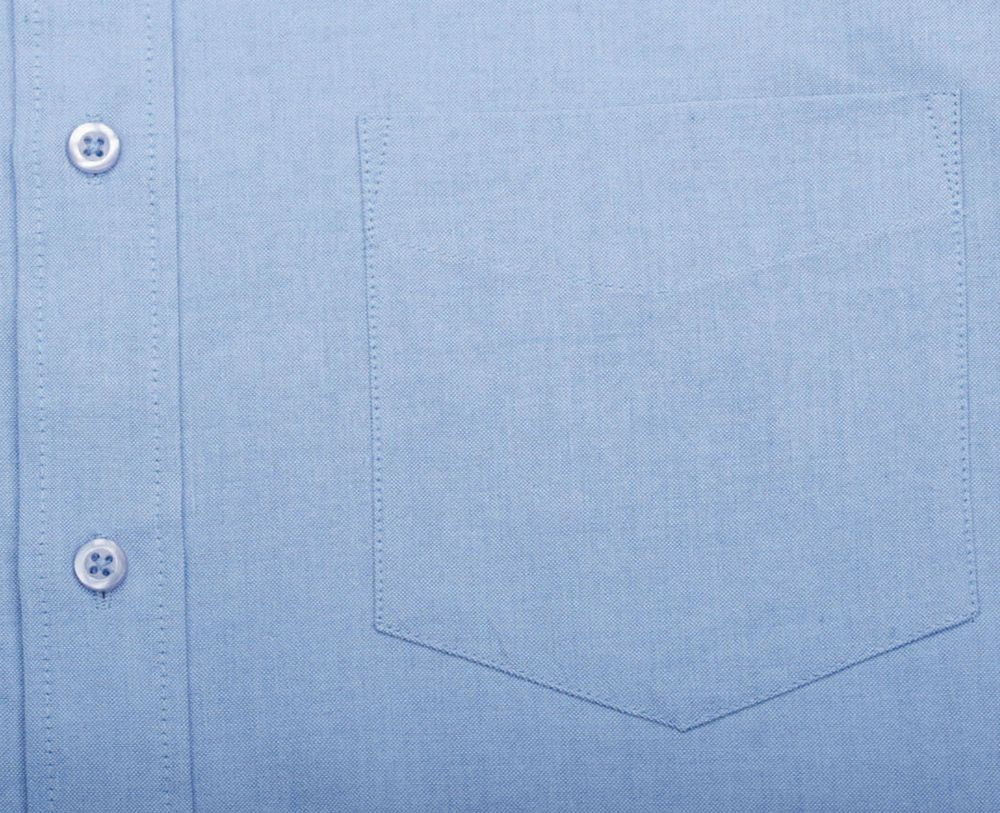 Рубашка мужская с коротким рукавом BRISBANE, серая