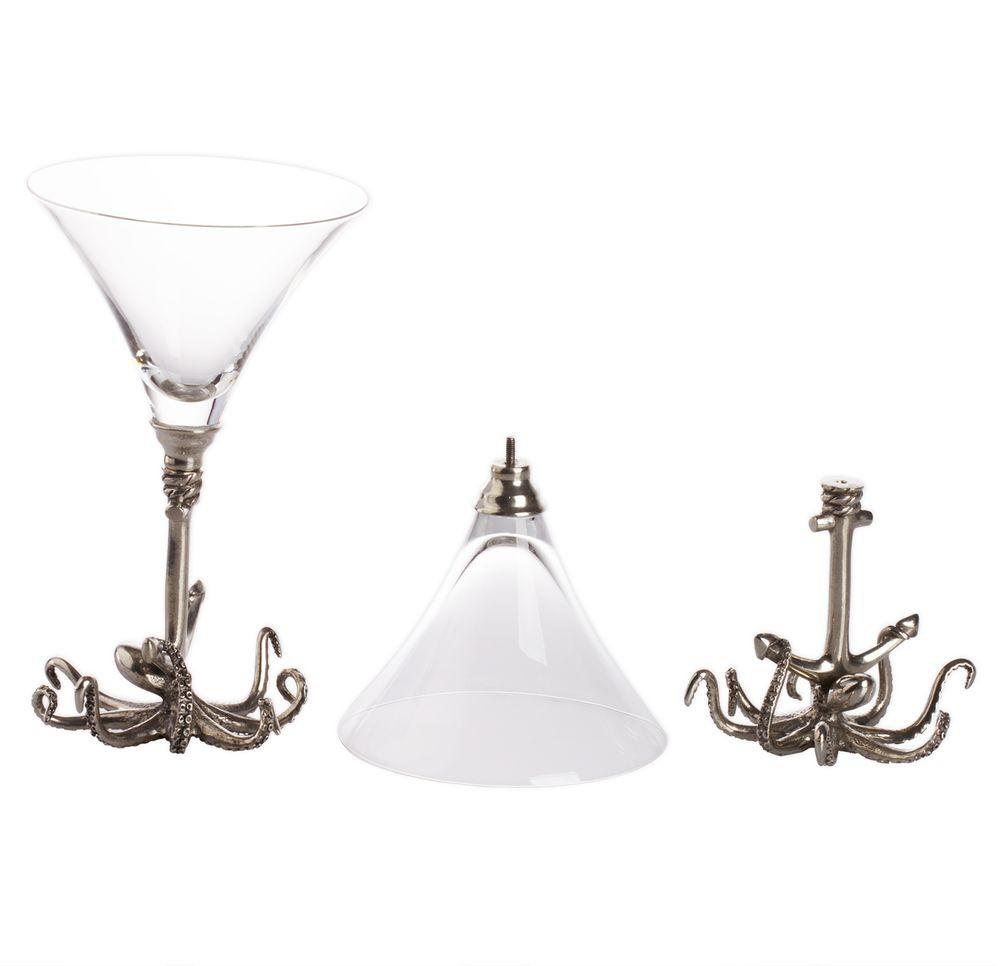 Набор бокалов для коктейлей Sea Life