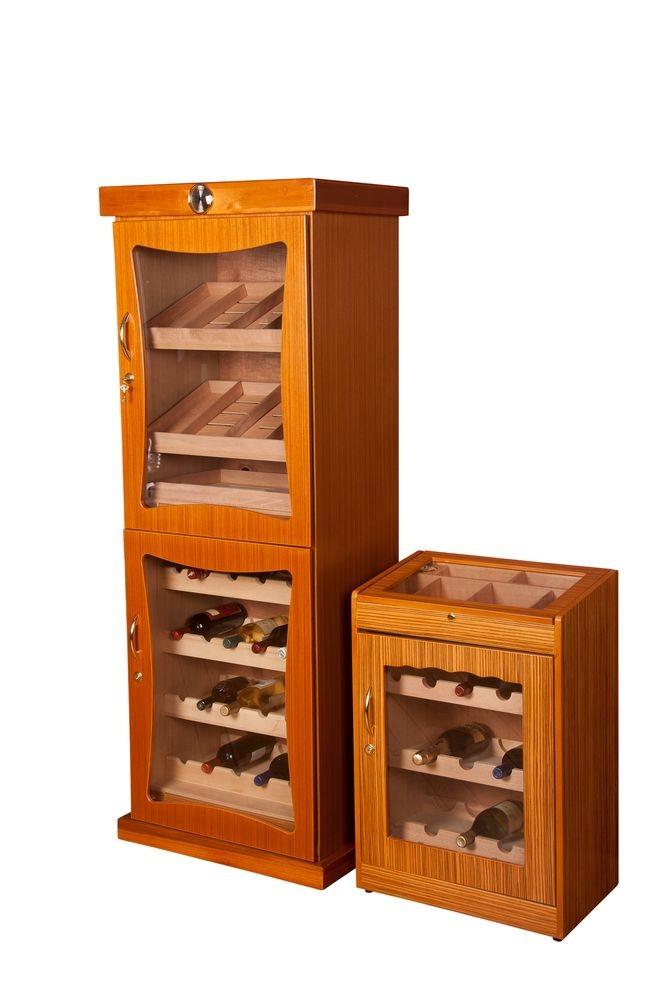 Сейф для вина и сигар «Zebrano»