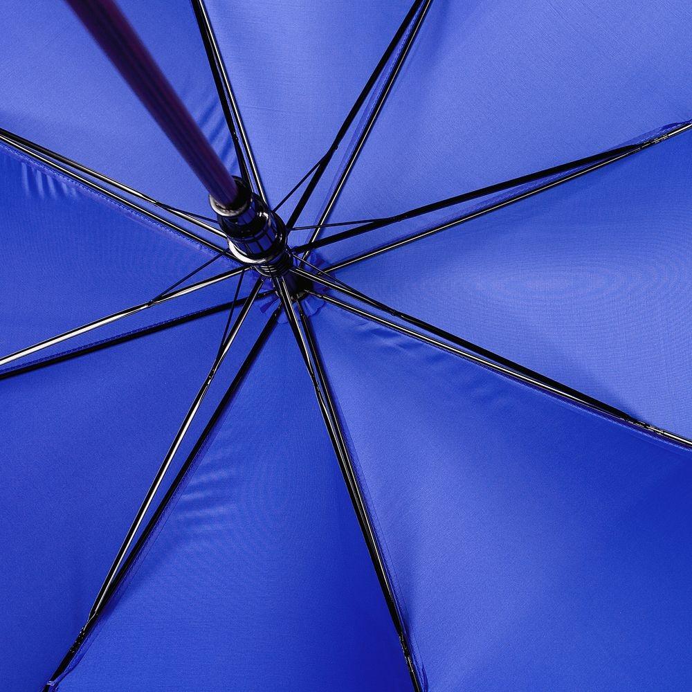 Зонт-трость Unit Standard, ярко-синий