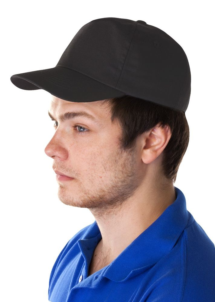 Бейсболка UNIT FIRST, черная