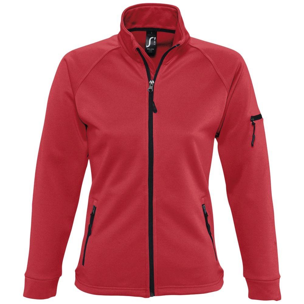 Куртка флисовая женская New look women 250, красная