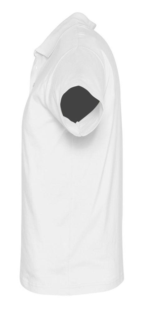 Рубашка поло мужская Prescott men 170, белая
