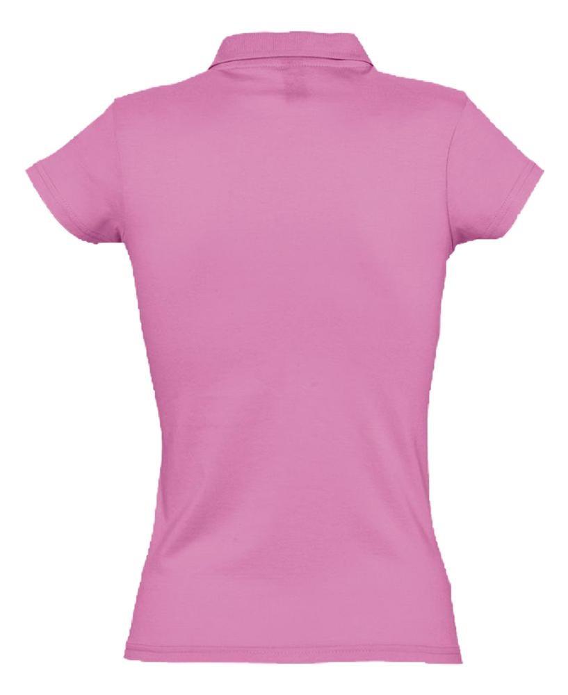 Рубашка поло женская Prescott women 170, розовая