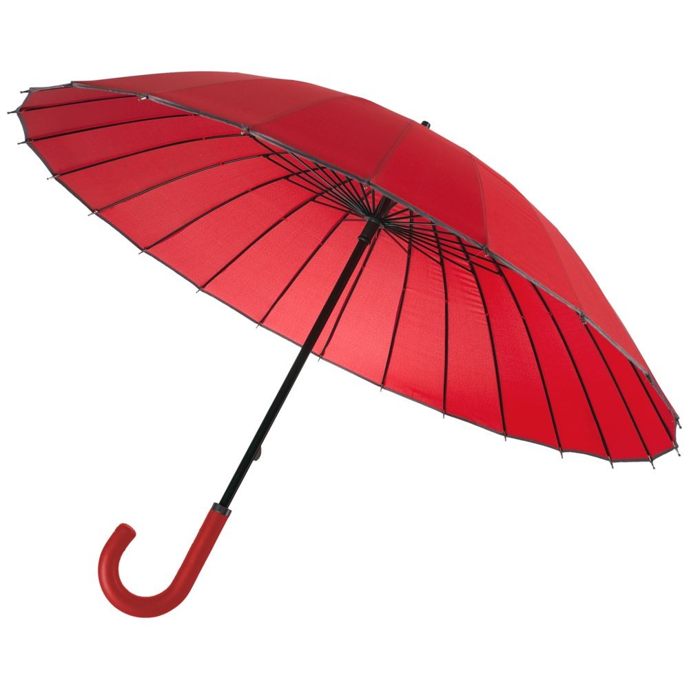 Зонт-трость Ella, красный