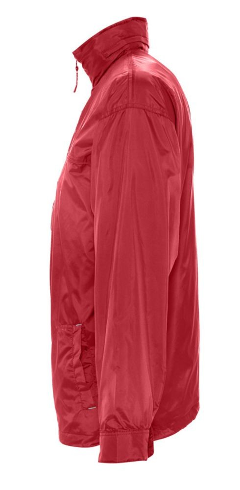 Ветровка мужская MISTRAL 210, красная