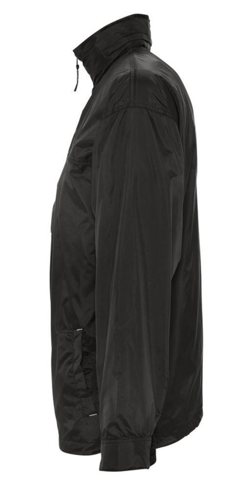 Ветровка мужская MISTRAL 210, черная