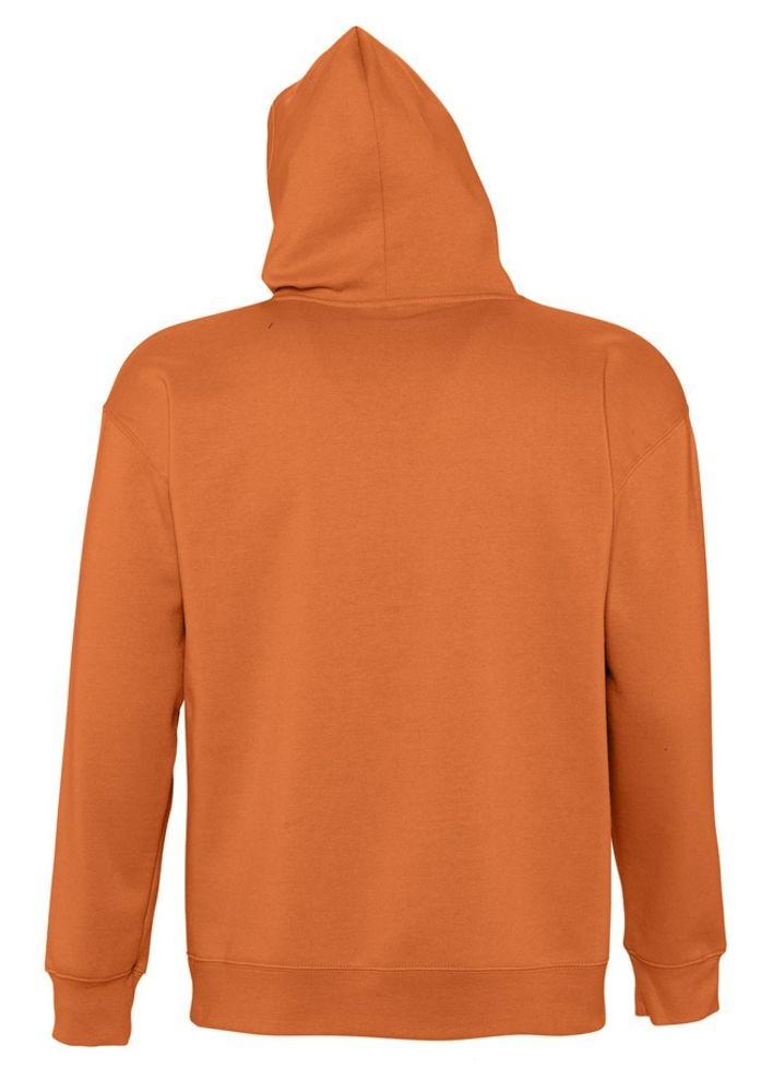 Толстовка с капюшоном SLAM 320, оранжевая