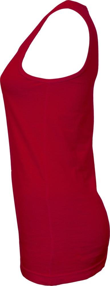Майка женская JANE 150, красная