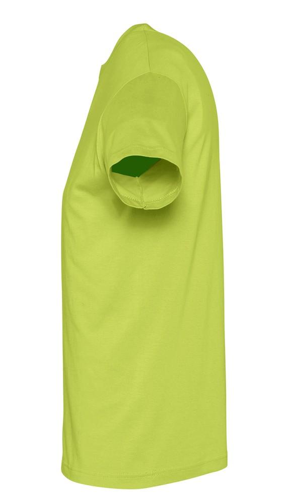 Футболка Regent 150, зеленое яблоко