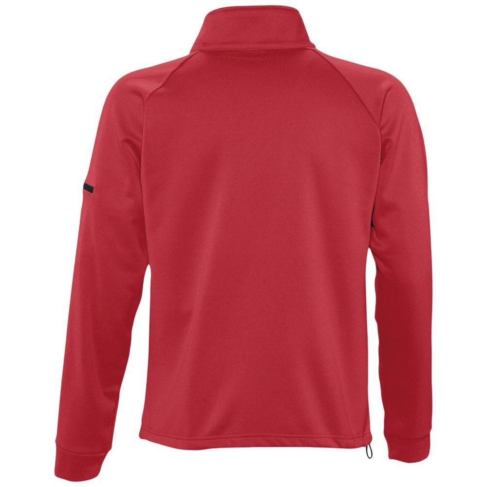 Куртка флисовая мужская New look men 250, красная