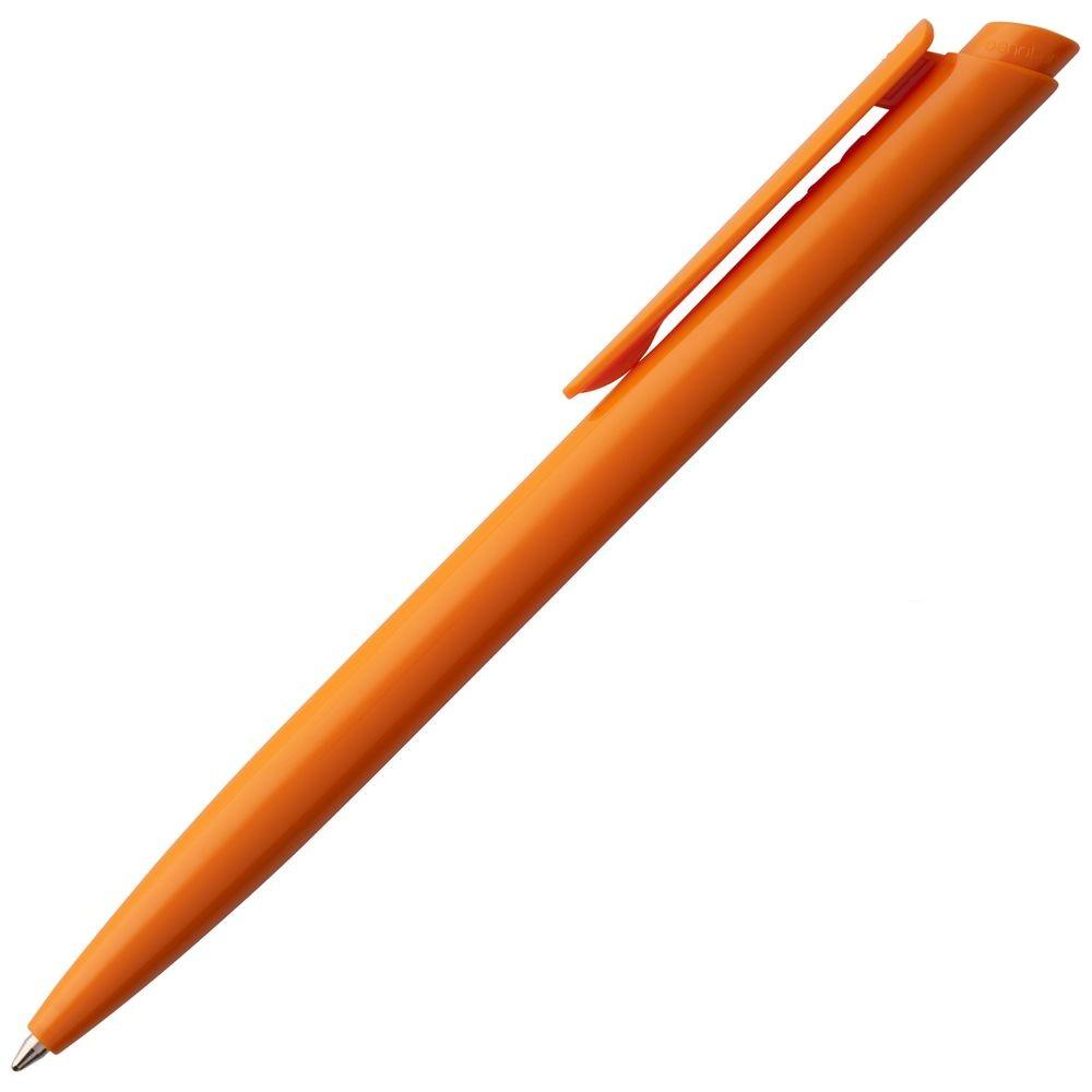 Ручка шариковая Senator Dart Polished, оранжевая